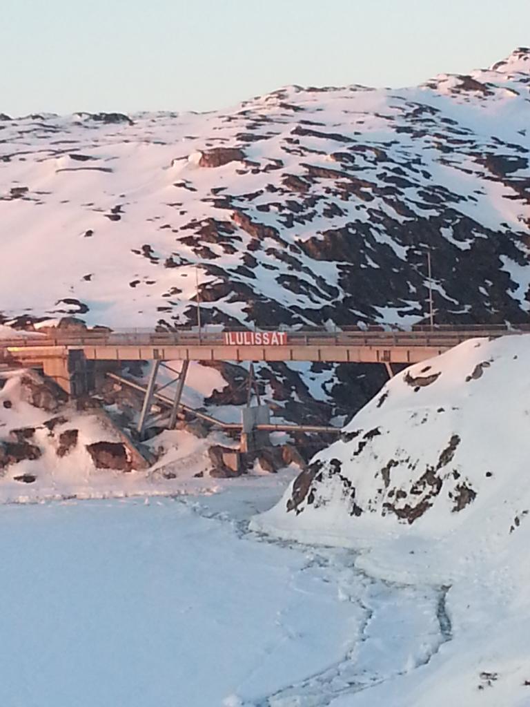 Ilulissat au Groenlant 69°13