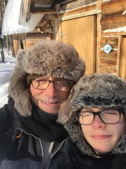 Ange-Marie et Jean-Simon