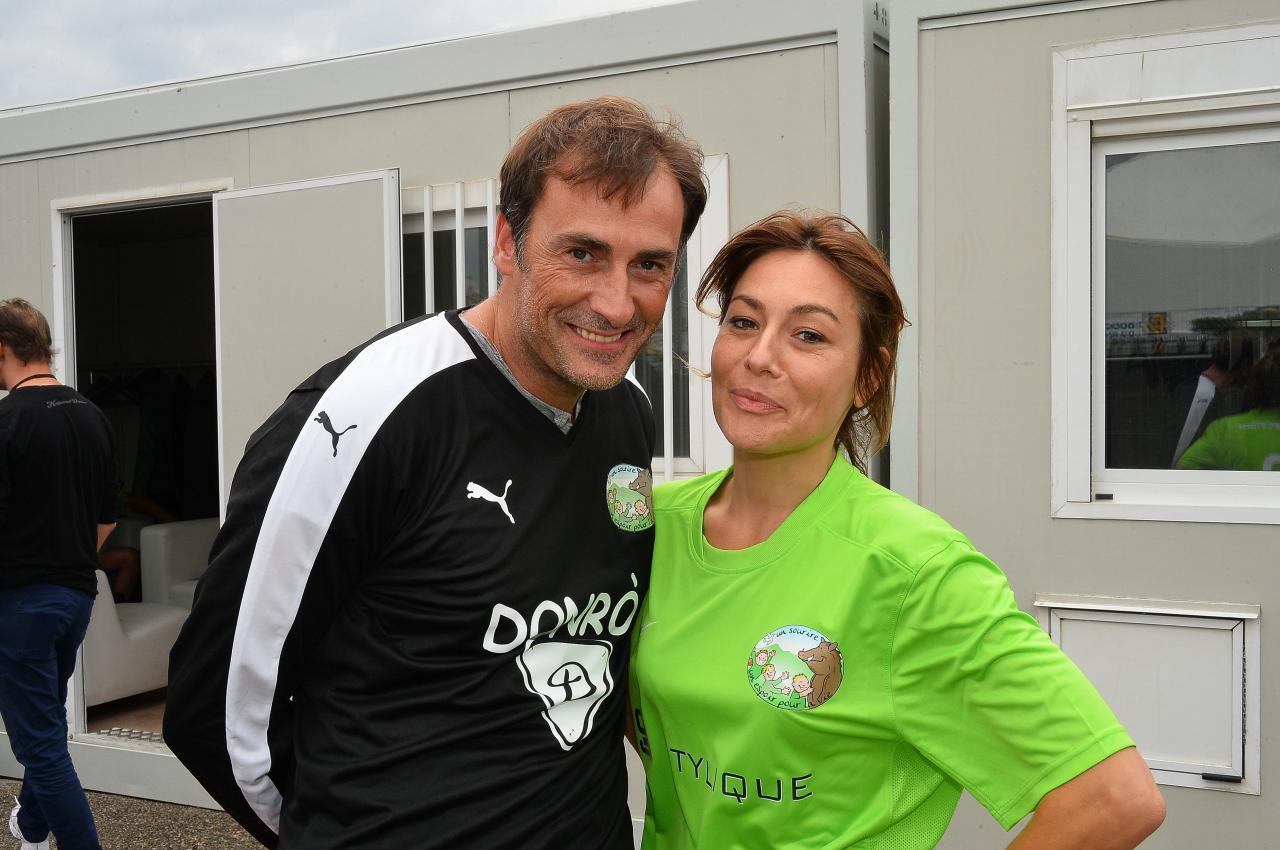 Arnaud Gidoin et Shirley Bousquet