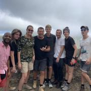 La team du voyage Cap-Vert 2019