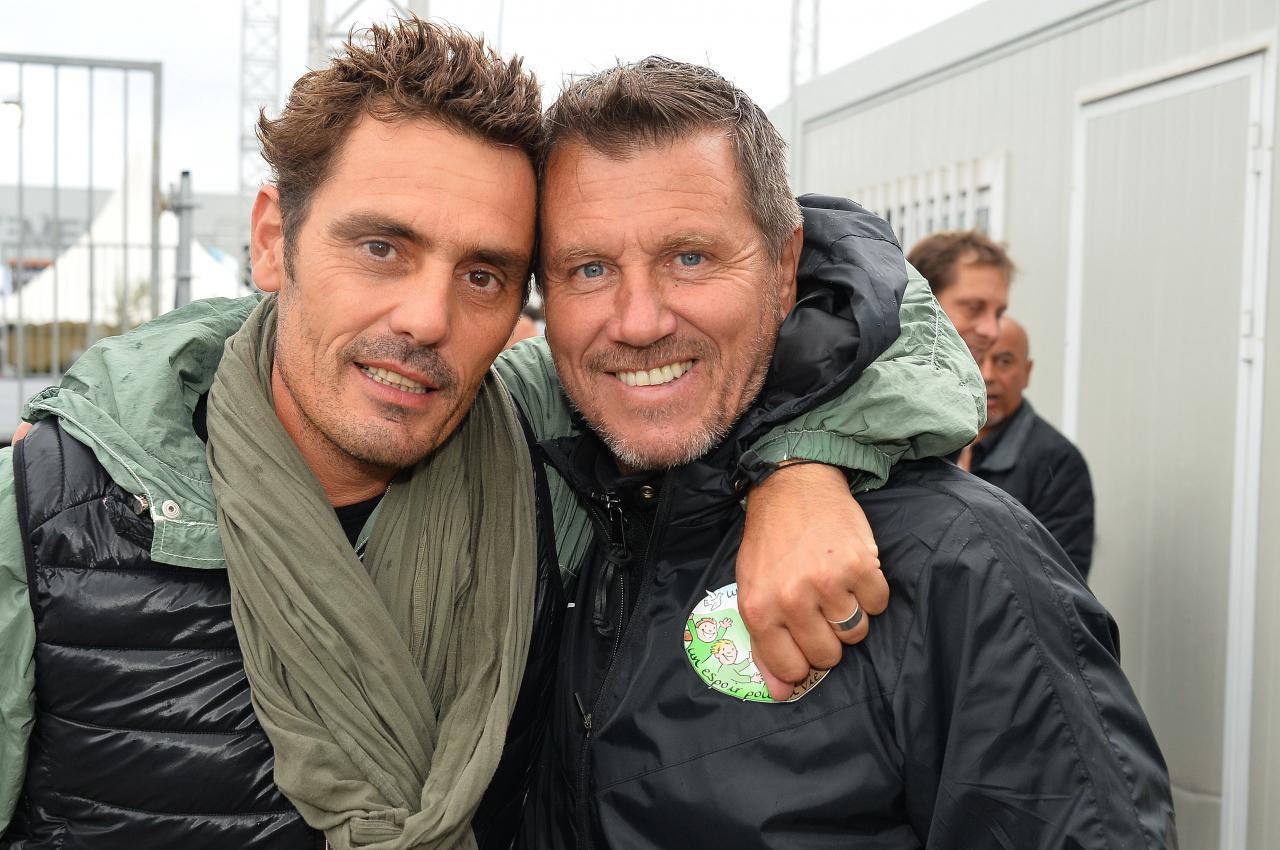 Cyril Leconte et Pascal