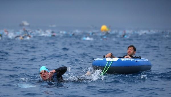 Epreuve natation