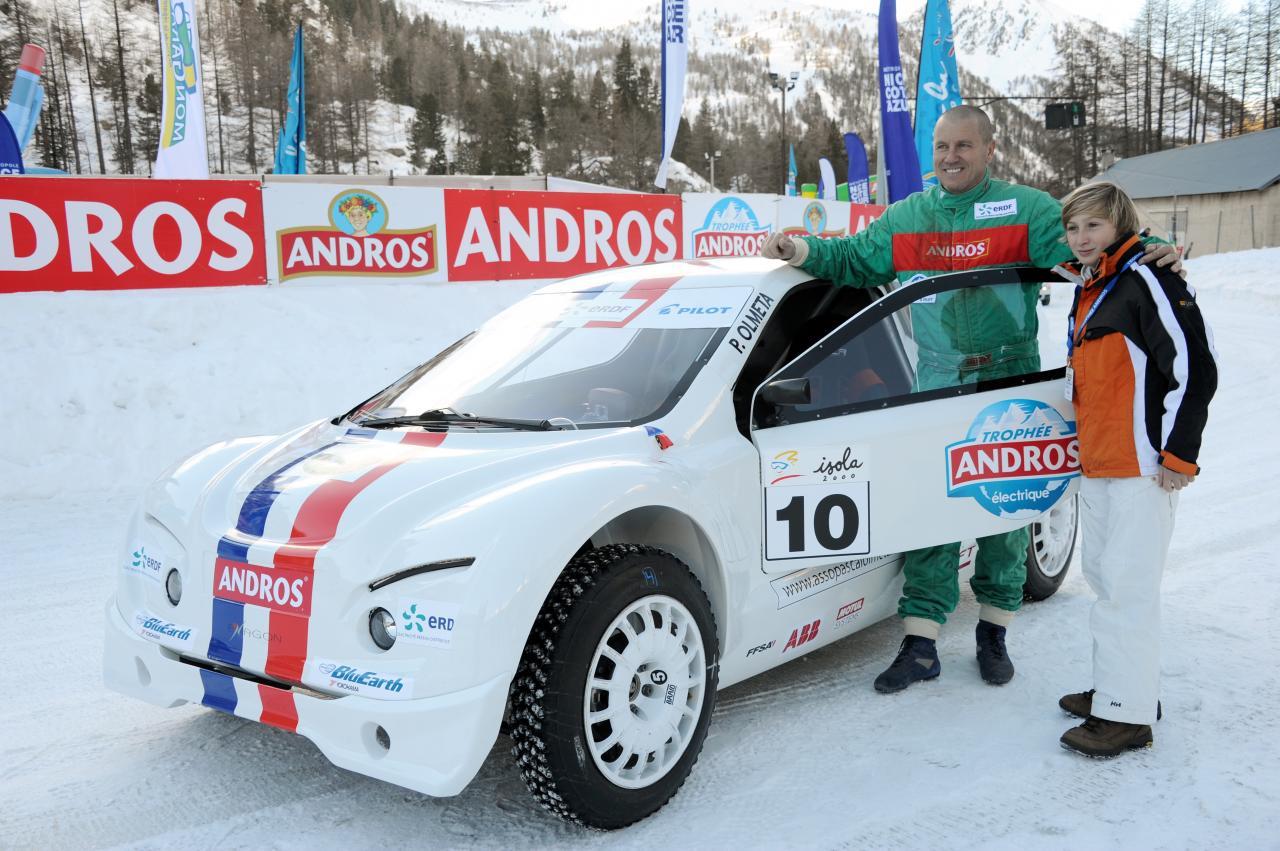 Trophée Andros Saison 2013