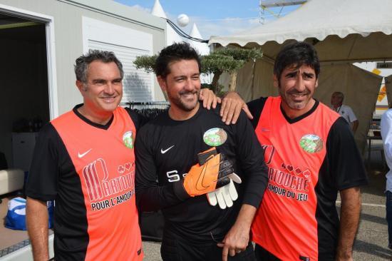Jean-Marc Ferreri, Titoff et Joel Cantona