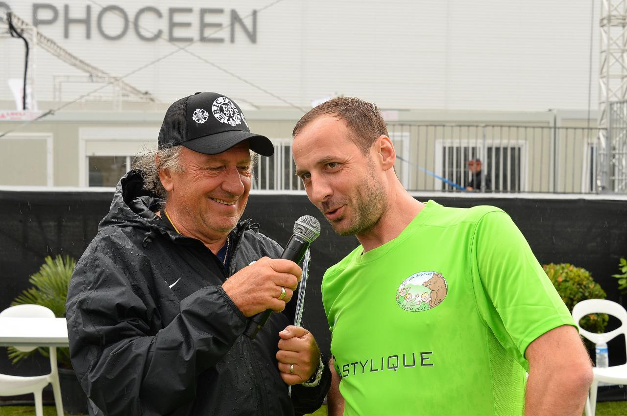 JeanPierre Paoli et Fred Testot