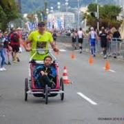 Epreuve course à pied